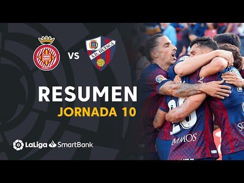 Girona Huesca Goals And Highlights