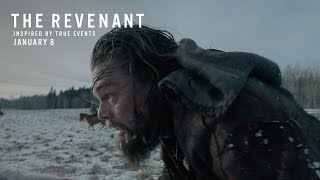 "The Revenant | ""Escape the Arikara"" Clip [HD] 