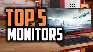 Best Monitors in 2018 - Which Is The Best Computer Monitor?