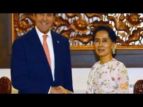 Suu Kyi asks for 'space' to address Myanmar's Rohingya plight