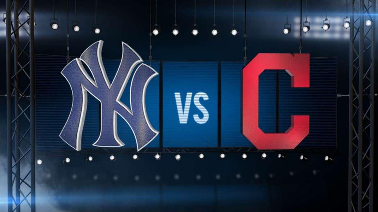 Yankees look to rebound against Blue Jays (May 02, 2017)