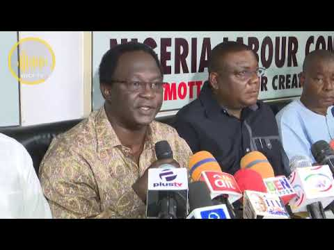 Breaking: Full Story On Why NLC Suspends Strike Action - Ayuba Wabba