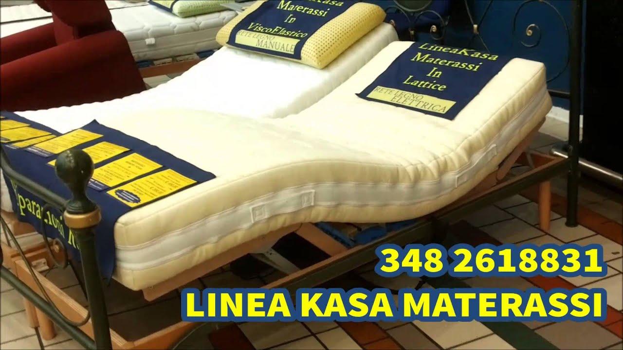 Previdorm Materassi In Lattice Prezzi.Rete Elettrica Motorizzata Linea Kasa Materassi Youtube