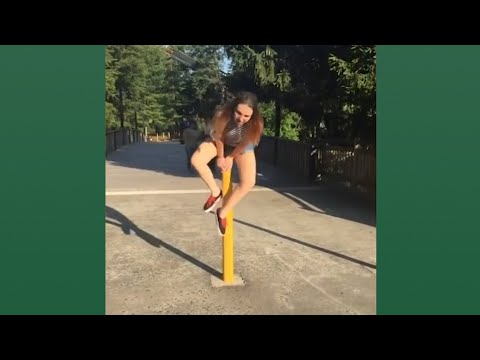 Girls Love To Fail 😂 - Funny Girl Fails Compilation 2019