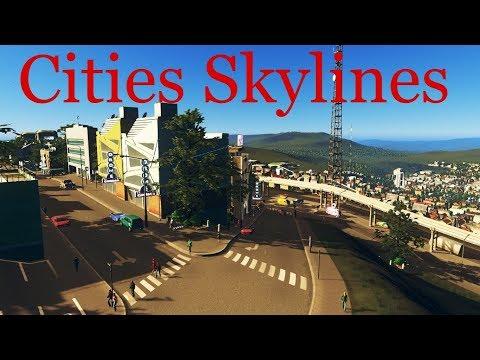 Cities Skylines - S5E74 - Cargo Trains for Quartz Plains