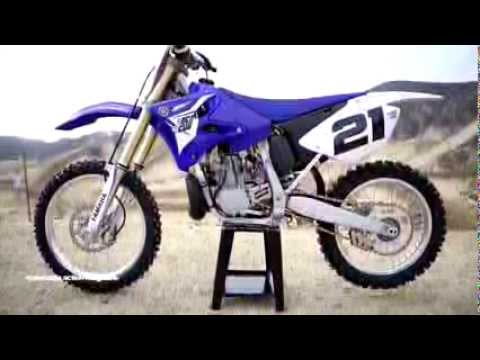 Motocross Action tests the 2014 Yamaha YZ 250 two stroke - YouTube