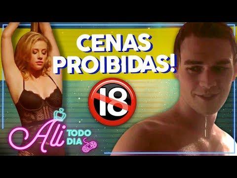 CENAS PROIBIDAS DE RIVERDALE! 🚫🔞 Cenas +18   Alice Aquino