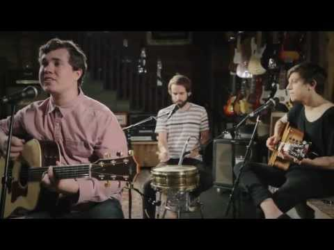"Surfer Blood ""Prom Song"" At: Guitar Center"