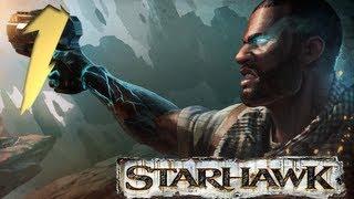 Starhawk Walkthrough - Part 1 (PS3) Gameplay