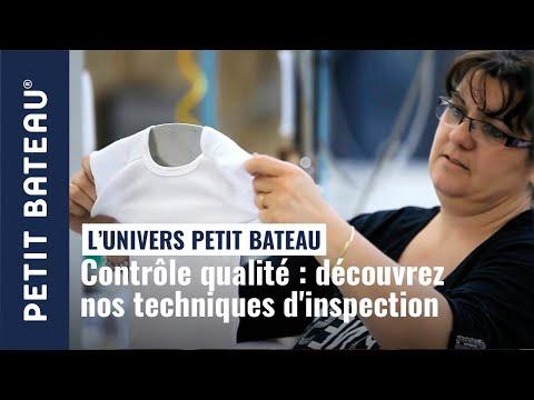 La qualité - Les coulisses Petit Bateau, en vidéo