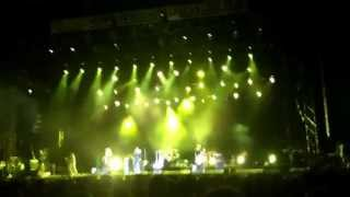 The Cult - For The Animals (Live at Ušće Park, Belgrade Calling 2012)
