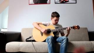 (Sting) Shape Of My Heart - Afanasyev Alexander