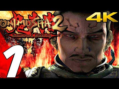 Onimusha 2 HD - Gameplay Walkthrough Part 1 - Prologue [4K 60FPS]