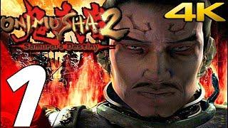 Onimusha 2 HD - Gameplay Walkthrough Part 1 - Prologue [4K 60FPS]