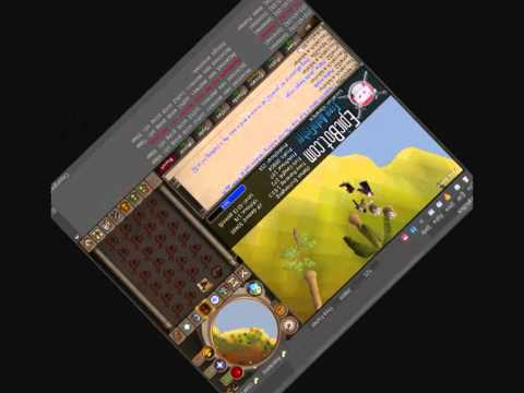 -RuneScape- Fishing Lobster in karamaja with EpicBot - YouTube