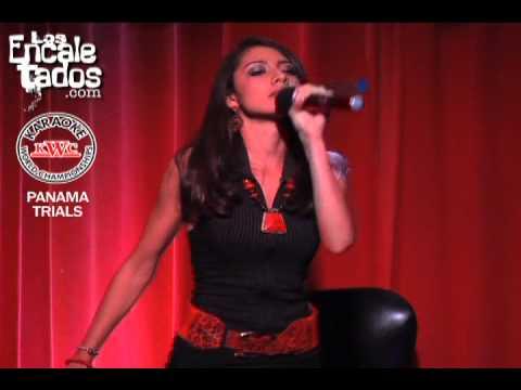Paola Medina - Gala #7 - KWC 2013 - Karaoke