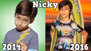 Repeat youtube video Nicky, Ricky, Dicky & Dawn Antes y Después 2016