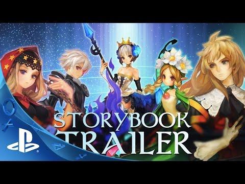 Odin Sphere Leifthrasir - Storybook Trailer | PS4