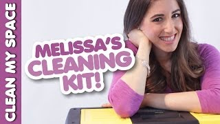 What's Inside Melissa's Cleaning Kit?! Easy How to Clean Ideas for Your Home (Clean My Space) Thumbnail