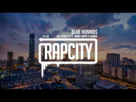 Wiz Khalifa - Blue Hunnids (ft. Jimmy Wopo & Hardo)