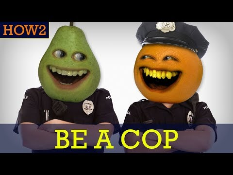 HOW2: How to be a Cop!
