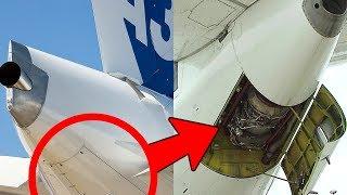5 segreti dietro cose presenti negli aerei