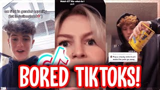TikToks to watch when you're bored 2021