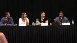 Video IGC 2018: Eureka Reunion panel part 1 - InterGalactiCon 2018 16/6/18 download MP3, 3GP, MP4, WEBM, AVI, FLV November 2018
