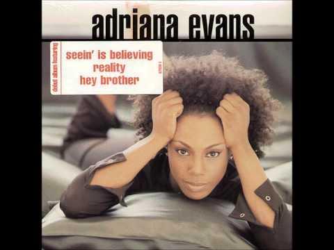 ADRIANA EVANS   LOVE ME