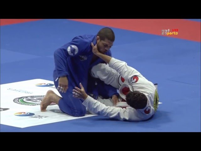 André Galvao vs Felipe Preguica World Pro Abu Dhabi 2016