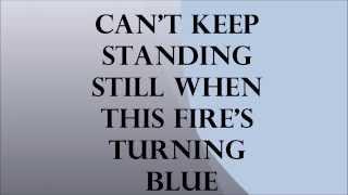DEGRASSI SOUNDTRACK -Turning Blue - Adam Agin (lyrics)