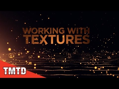 Graphic Design For Beginners - Working With Textures