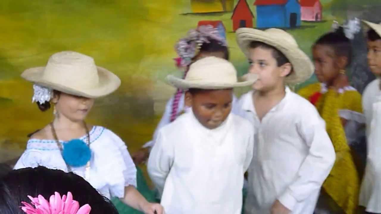Baile tipico montuno de panam 225 youtube