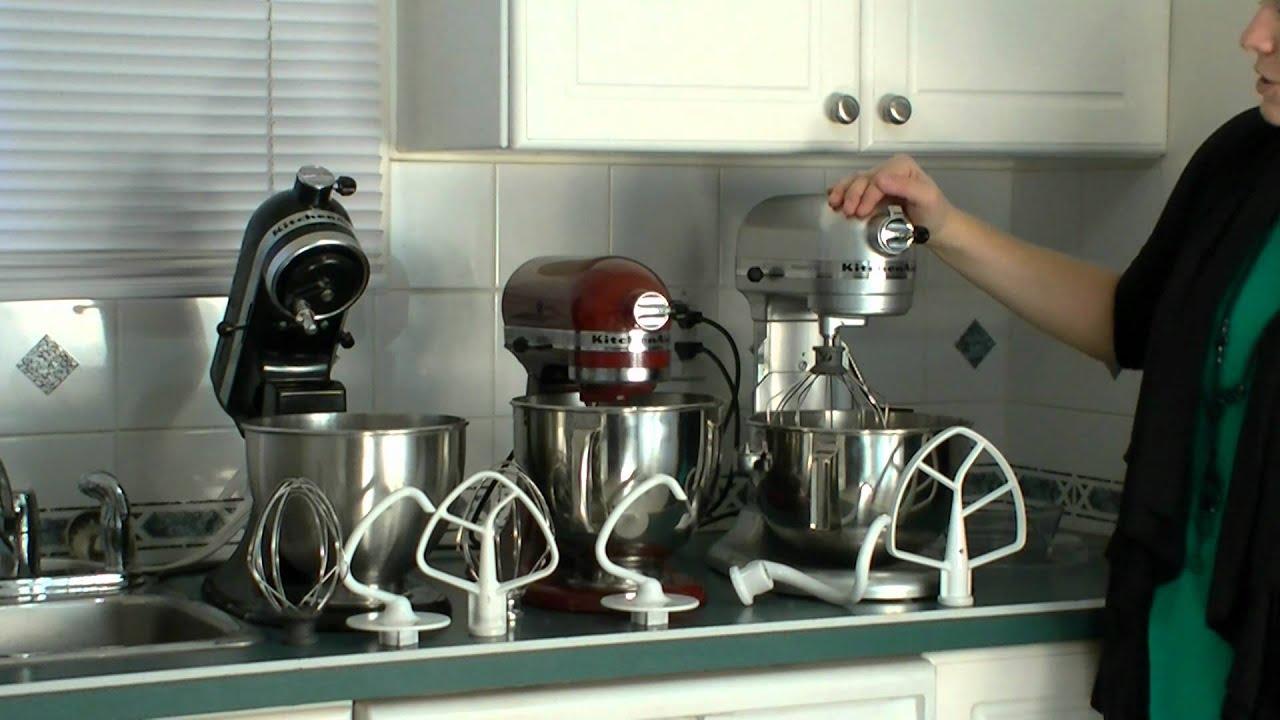 Kitchen Aid Pro 500 Hutches Kitchenaid Vs Artisan