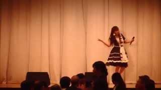 2015年1月4日 太閤園で開催された生駒会の新年会で、キゃピキャピ歌姫(...