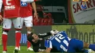 Liga Portuguesa 10/11 (19ªJ): SC Braga 0-2 FC Porto (13-02-2011)