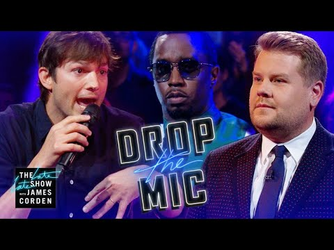 Drop the Mic w/ Ashton Kutcher & Sean 'Diddy' Combs