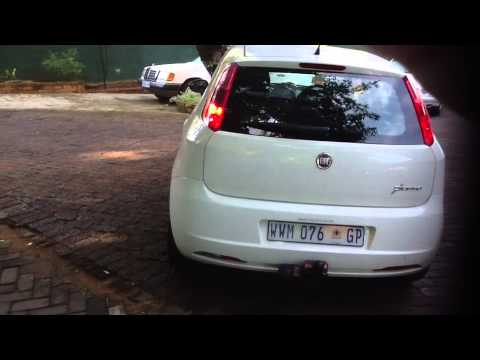 2008 fiat grande punto 1 3 diesel turbo youtube. Black Bedroom Furniture Sets. Home Design Ideas