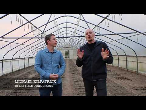Farm Systems, Efficiency, High Tunnels, and Other  Farming Tips with Michael Kilpatrick