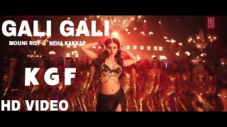 Gali Gali Main Phirta Hai Full Video Song | Mouni Roy | Neha Kakkar | Latest New Hindi Song | KFG