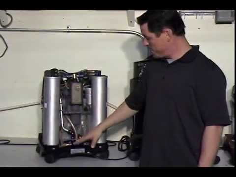 How an Oxygen Concentrator Works - What's inside?
