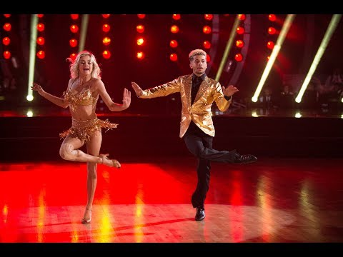 'Dancing with the Stars' Semifinals: Jordan's iconic showstopper, Frankie's shirtless moment & more