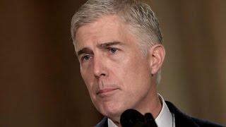 Judge Neil Gorsuch faces Supreme Court confirmation hearing
