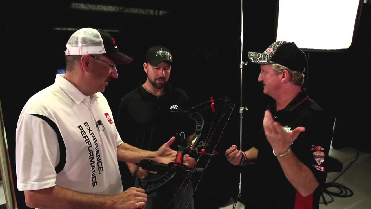 2014 Full Throttle - Drury, Kreuter, & Gregory discuss the newest & FASTEST bow from PSE