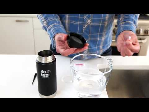 Klean Kanteen - How to Replace a Silicone Gasket