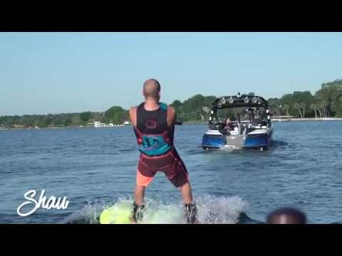 Hyperlite wakeboard videos featuring Baseline & Venice Shaun Murray