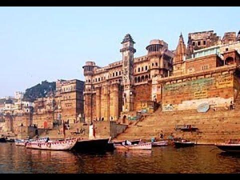 Индия. Варанаси. Varanasi. Morning on Ganges