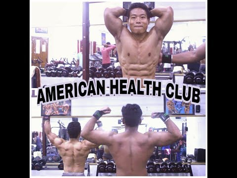 || AMERICAN  HEALTH  CLUB ||  JALPAIGURI ||