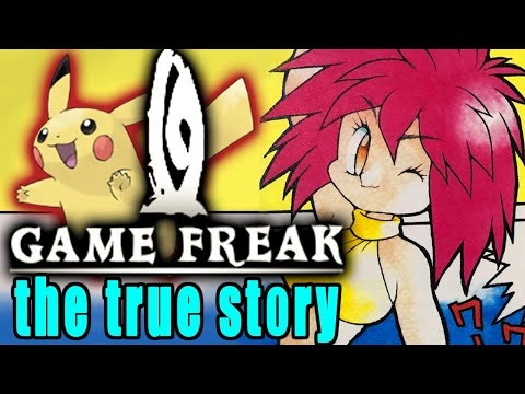 GameFreak's First Game: The True Story Of Quinty (Before They Made Pokémon) - Tama Hiroka