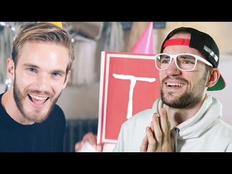 Congratulations | Pewdiepie Song | REACTION